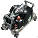 送料無料(沖縄、離島除く)日立 高圧エアコンプレッサ EC1445H2 (釘打機用)大容量タンク12L★セキュリティ機能付