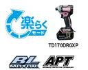 マキタ 18V 充電式インパクトドライバ TD170DRGXP ピンク 6Ah フルセット