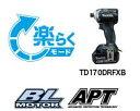 新品 マキタ 18V 充電式インパクトドライバ TD170DRFXB 黒 3Ah フルセット
