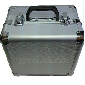 マキタ CK1002SP用アルミケース TD090D・ML101・MR051・バッテリBL1013・充電器DC10WA・ホルスタが入る小物入れケース・アルミケースのみ