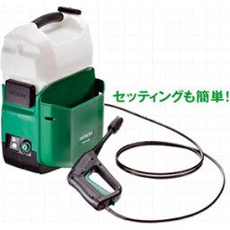 送料無料(但し、沖縄、離島は発送出来ません)日立 18V 高圧洗浄機 AW18DBL(LJC)