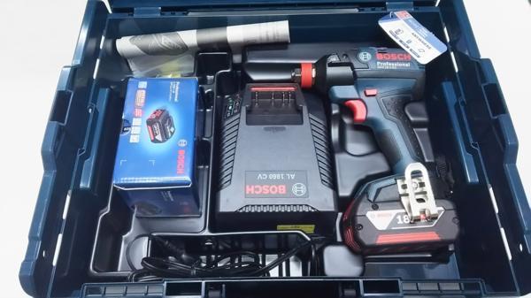 新品 ボッシュ 18V 6.0Ah インパクトドライバー GDX18V-EC6