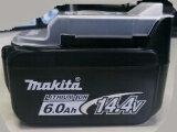 マキタ 14.4V 6.0Ah BL1460B バッテリ 6Ah 電池 残容量表示+自己故障診断付