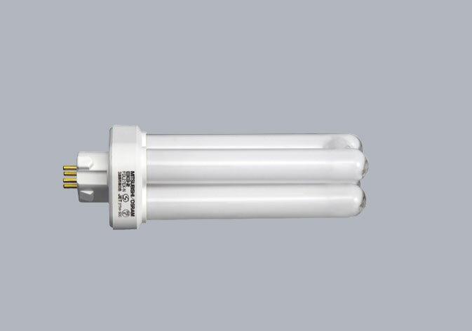 三菱 コンパクト形蛍光ランプ BB・2 27形 昼白色 FDL27EX-N