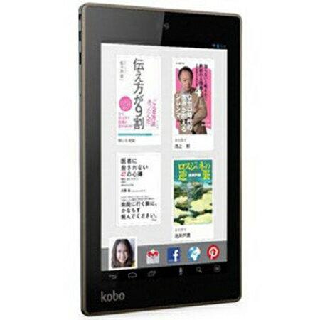 kobo Arc 7インチ 64GB 電子ブックリーダー W 黒or白 新品 02P01Feb15