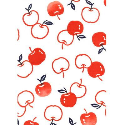 日本製手ぬぐい100種類以上! 綿100%手拭い(てぬぐい) 日本手ぬぐい 林檎