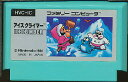 Nintendo ice climber (only as for the software) [used]