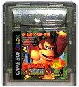 GBC ドンキーコング 2001 (GBカラー専用)ゲームボーイカラー (ソフトのみ)【中古】