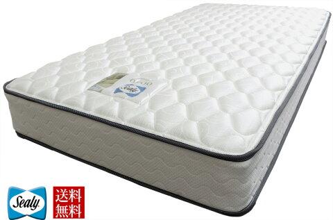 シーリーベッド sealy bed モノグラム6000 シングル ブランシ2 マットレス ソフト・ハードが選べる オススメ ミドルランククラス 正規販売店 日本製 送料無料