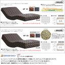 サータ/モーションパーフェクト/電動ベッド専用マットレス/セミダブル/ポケットコイルスプ
