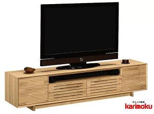 カリモク QT7018 テレビ台 大型液晶LED対応 TVボード