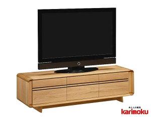 カリモク QU5607 テレビ台 大型液晶LED対応 TVボード