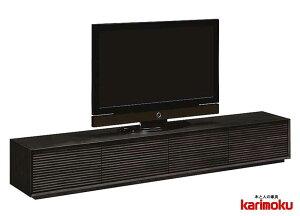 カリモク QT8016 テレビ台 大型液晶LED対応 TVボード