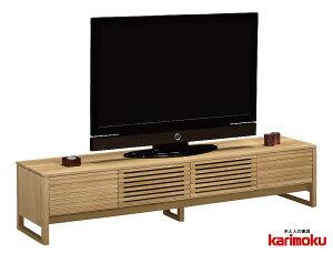 カリモク HU7158 200サイズ テレビ台 大型液晶LED対応