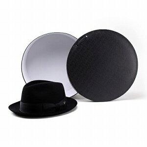ボックス ストローハット 麦わら帽子