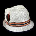 レディース ハット 春夏 ストローハット レディス 帽子 小つば クラッシュ加工 麻 ハット ブラック (帽子 ぼうし おしゃれ きれいめカジュアル 30代 40代 ファッション 男性 紳士 女性 婦人 通販 楽天) 日本製 [straw hat] 送料無料