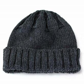 男式針織的帽淨手錶帽子女式針織帽棉 CoolMax 春季時尚炭灰色婦女男人男人和女人,室外 (帽和手錶針織的帽棉帽手錶)