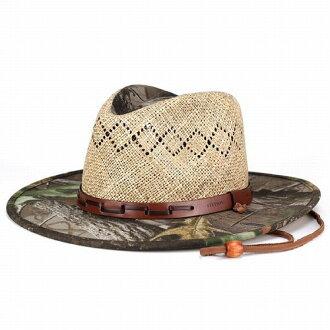STETOSON 斯泰森牛仔帽男士草帽帽子草帽寬邊牛仔帽偽裝鹿跑米色 (膀胱和甚而春天夏天帽子西式帽頭戴呢帽寬帽檐的帽子)