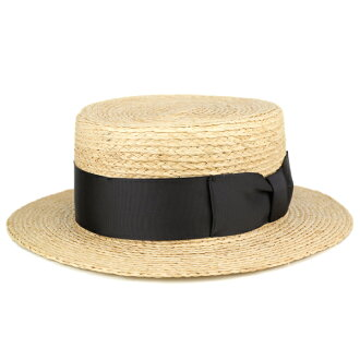 草帽頂草帽男式女式拉菲草葉片大絲帶草帽大小可調的夏天涼爽的春天船工們帽子癌症米色 [草帽帽子] (戶外帽子海大尺寸 59 釐米 60 釐米 かんかん帽拉菲草帽子大頂時髦的帽子)