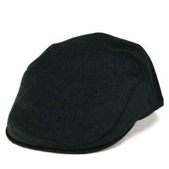 生產了 Borsalino 帽 100%羊絨生產了 Borsalino 帽子帽男裝大尺寸在日本製造的秋/冬帽帽子 L 大小 LL 大小禮物 / 炭灰色 (40 多歲 60 年代 50 年代男裝時尚聖誕聖誕帽子和大品牌的帽子) 常春藤帽