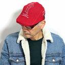 ショッピングハンチング ニットハンチング SINACOVA ニット ハンチング メンズ シナコバ 帽子 マリン ハンチング帽 紳士 秋 冬 日本製 赤 レッド [ ivy cap ] ギフト 男性 プレゼント 還暦祝い 赤 贈り物 ラッピング 包装無料