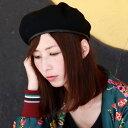 ベレー帽 メンズ 秋冬 パイピングベレー帽 ブランド フェイ...