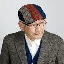 ハンチング 秋冬 メンズ レディース 帽子 KASZKIET...
