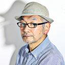 ボルサリーノ ハット メンズ Borsalino 帽子 アルペンハット コットン ウォッシャブル 涼しい帽子 日本製 ライトベージュ [ alpine hat ] おしゃれ 紳士帽子 メンズ帽子 メン