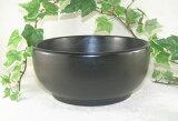 石焼ビビンバ鍋(超耐熱陶器)黒 日本製