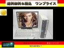 ESPRIMO D530/A C2D 2.9GHz 2GB 320GB スーパーマルチ WINDOWS7 19インチモニタ【中古】【送料無料】【あす楽対応】