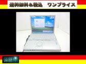 パナソニック レッツノート CF-T7 C2D 1.06GHz 1GB 80GB 無線 【中古】【送料無料】【あす楽対応】