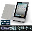 【送料無料】【iPad iPad2対応バッテリーケース】 MiLi Power iBox 2【HI-K47-1】 iPad2 iPad3 第3世代 第2世代 アイパッド 充電器 バッテリー ケース タブレット