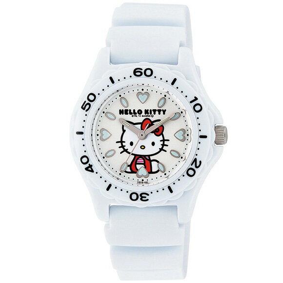 ハローキティー 腕時計 【ホワイト/VQ75-431】 シチズン HelloKitty ハ…...:auc-errandshop:10020494