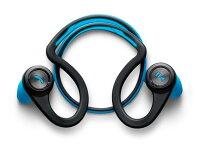 【Bluetoothヘッドセット】PlantronicsBackBeatfit【ブルー/グリーン】【レビューを書いて送料無料】ブルートゥースヘッドセットエクササイズトレーニングスポーツ運動防汗耐湿P2iコーティングアームバンドA2DPオンイヤー・コントロール