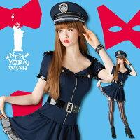 NYW_1502ワンピースポリスSハロウィンコスチューム【halloween】ハロウィンコスプレ仮装衣装ハロウィーン