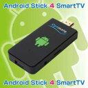 Android Stick 4 SmartTV【ANDHDM40】 スマートTV スマートテレビ アンドロイド フルHD【半額セール】