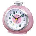 【時計】 ノア精密 MAG マグ メロディ アナログ目覚まし時計/フルーティ 【T-379PK-Z】 プレゼント ギフト 時計 とけい クロック 祝 新築 記念 誕生日 贈り物
