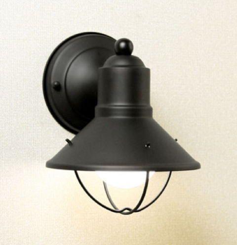 玄関照明 玄関 照明 門柱灯 門灯 外灯 屋外 照明 9021bk アンティーク風 レトロ ブラケット 照明器具 おしゃれ E26 ホワイトボール球 40W