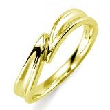 高品質・ハイクォリティーペアリング(女性用) 結婚指輪 マリッジリング 結婚記念 K18イエローゴールド 《Nourish M0972L》 【刻印無料 ケース付き 】【レビューを書