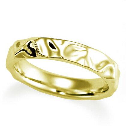 ペアリング(女性用) 結婚指輪 マリッジリング 結婚記念 K18イエローゴールド 《Nourish M0966L》 【刻印無料 ケース付き 送料無料】 【RCP】 【532P17Sep16】 高品質・ハイクォリティー