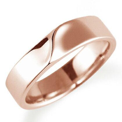 ペアリング(女性用) 結婚指輪 マリッジリング 結婚記念 K18ピンクゴールド 《Nourish M0210L》 【刻印無料 ケース付き 送料無料】 【RCP】 【532P17Sep16】 高品質・ハイクォリティー