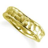 ペアリング(女性用) 結婚指輪 マリッジリング 結婚記念 K18イエローゴールド 《Nourish M0089L》 【刻印無料 ケース付き 】【レビューを書いてクオカードプレゼント