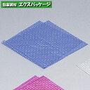 【福助工業】ポリ風呂敷 No.90 水玉ブルー 10入 0370819