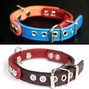 小型犬用1.5cm幅革首輪:Small Type FB