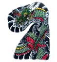 ファンタジー TheFantasy タトゥーシール ドラゴン
