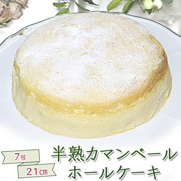 チーズケーキ 半熟カマンベールチーズ ホールケーキ