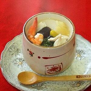 茶碗蒸し スラリー