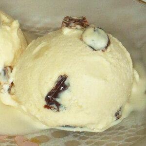 アイスクリーム レーズン