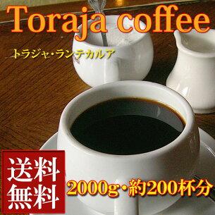ランテカルア トラジャコーヒー コーヒー