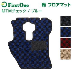 【雅 miyabi】 MTMチェック ブルー トラック用品 足マ